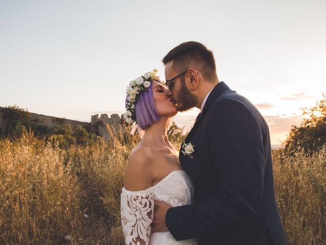 Il matrimonio di Francesco e Marzia a Terracina, Latina 42