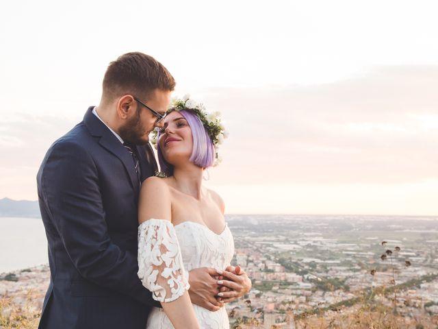 Il matrimonio di Francesco e Marzia a Terracina, Latina 44