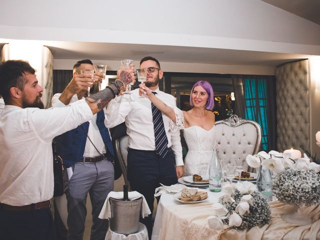 Il matrimonio di Francesco e Marzia a Terracina, Latina 60