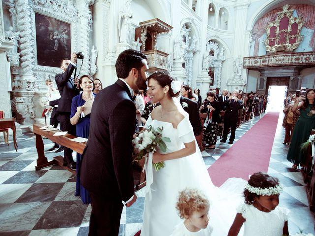 Il matrimonio di Mauro e Laura a Lecce, Lecce 18