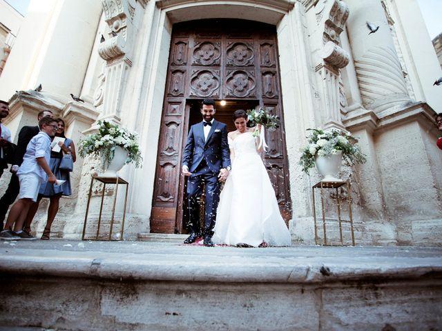 Il matrimonio di Mauro e Laura a Lecce, Lecce 25