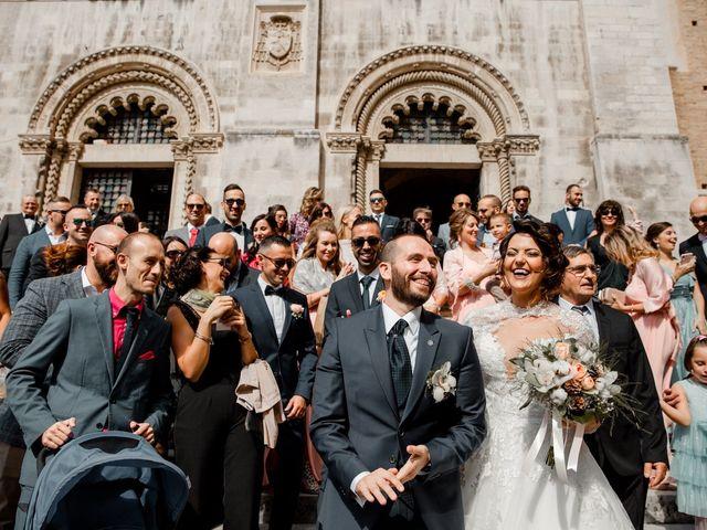 Il matrimonio di Giovanni e Letizia a Chieti, Chieti 34