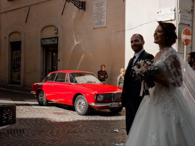 Il matrimonio di Giovanni e Letizia a Chieti, Chieti 36