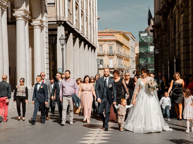 Il matrimonio di Giovanni e Letizia a Chieti, Chieti 37