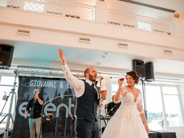 Il matrimonio di Giovanni e Letizia a Chieti, Chieti 56