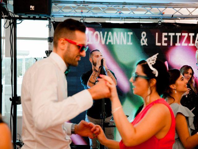 Il matrimonio di Giovanni e Letizia a Chieti, Chieti 75