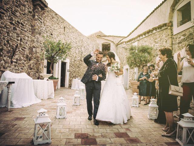 Il matrimonio di Riccardo e Ambra a Siculiana, Agrigento 80