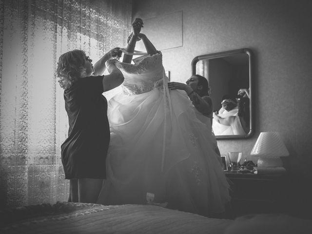 Il matrimonio di Demetrio e Debora a Oviglio, Alessandria 13
