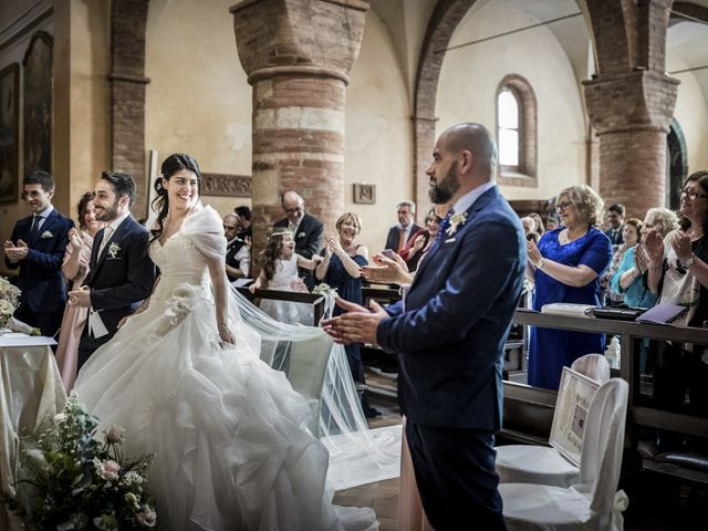 Il matrimonio di Demetrio e Debora a Oviglio, Alessandria 24