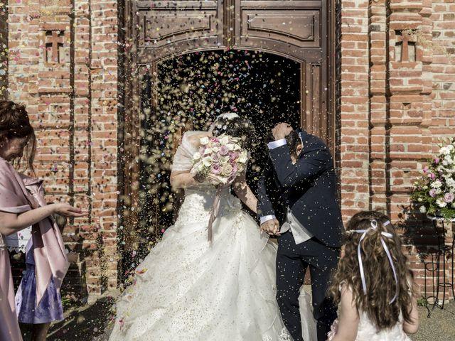 Il matrimonio di Demetrio e Debora a Oviglio, Alessandria 25