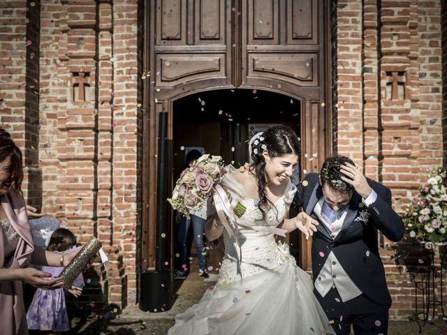 Il matrimonio di Demetrio e Debora a Oviglio, Alessandria 26