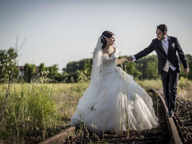 Il matrimonio di Demetrio e Debora a Oviglio, Alessandria 28