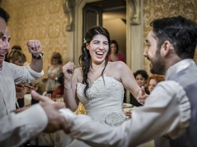 Il matrimonio di Demetrio e Debora a Oviglio, Alessandria 42