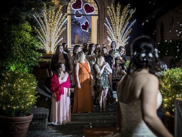Il matrimonio di Demetrio e Debora a Oviglio, Alessandria 53