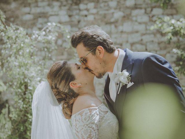 Il matrimonio di Gaia e Riccardo a San Severino Marche, Macerata 80