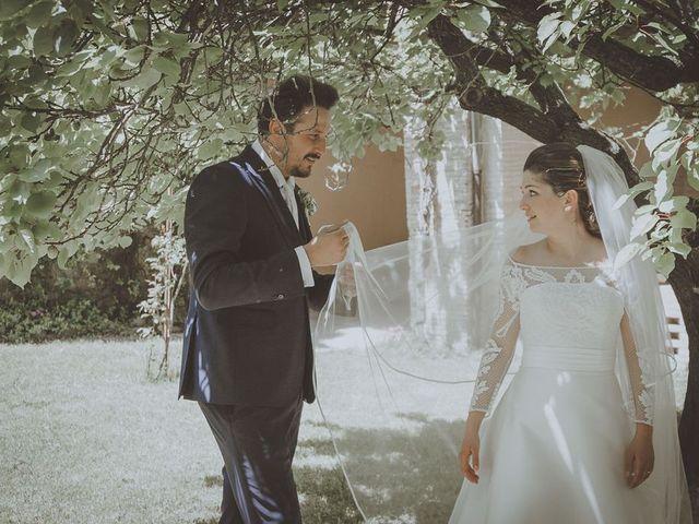 Il matrimonio di Gaia e Riccardo a San Severino Marche, Macerata 81