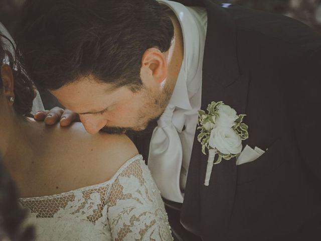 Il matrimonio di Gaia e Riccardo a San Severino Marche, Macerata 82