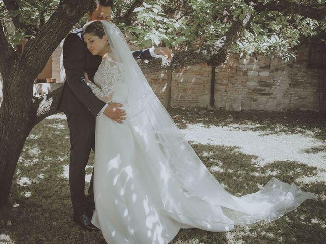 Il matrimonio di Gaia e Riccardo a San Severino Marche, Macerata 85