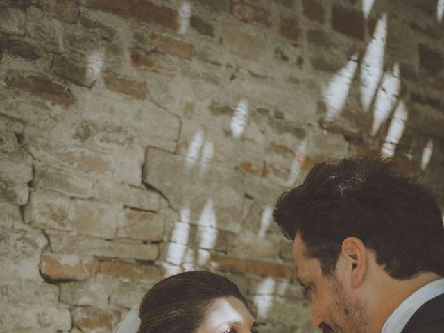 Il matrimonio di Gaia e Riccardo a San Severino Marche, Macerata 92