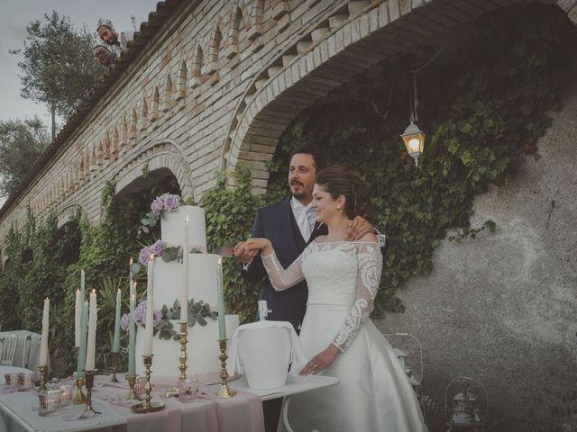Il matrimonio di Gaia e Riccardo a San Severino Marche, Macerata 132