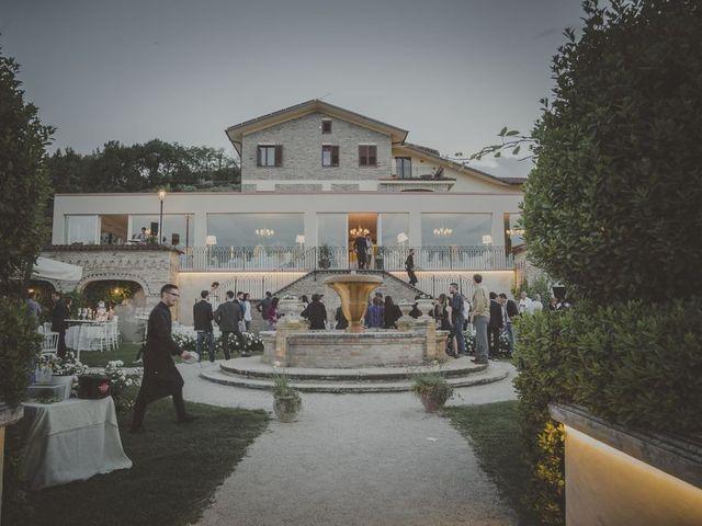 Il matrimonio di Gaia e Riccardo a San Severino Marche, Macerata 138