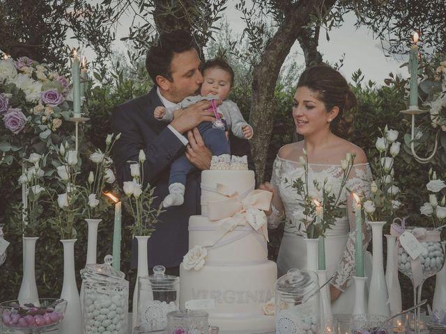 Il matrimonio di Gaia e Riccardo a San Severino Marche, Macerata 125