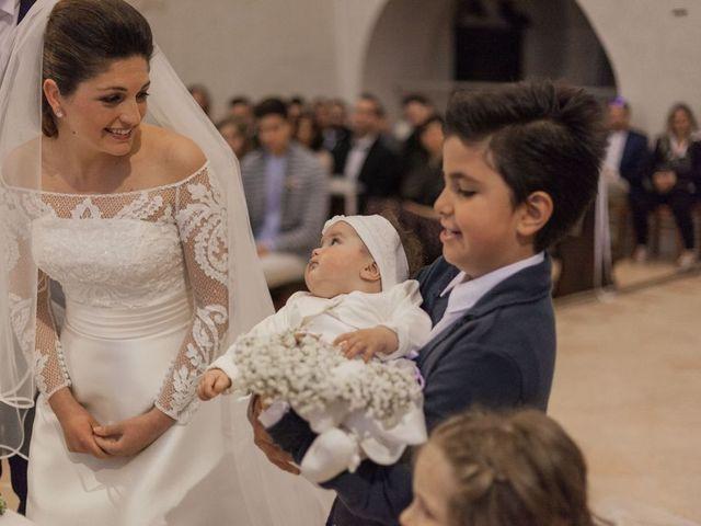 Il matrimonio di Gaia e Riccardo a San Severino Marche, Macerata 52