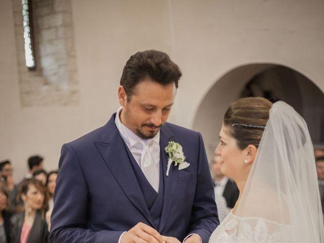 Il matrimonio di Gaia e Riccardo a San Severino Marche, Macerata 56