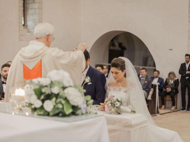 Il matrimonio di Gaia e Riccardo a San Severino Marche, Macerata 47
