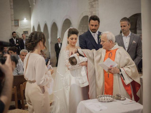 Il matrimonio di Gaia e Riccardo a San Severino Marche, Macerata 59