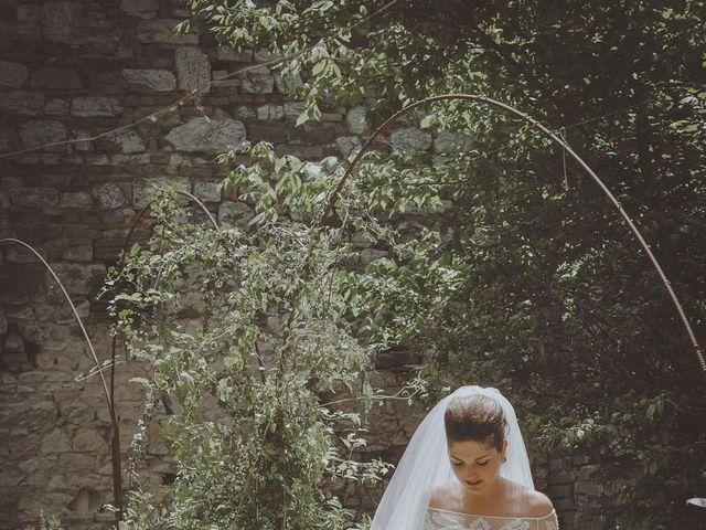 Il matrimonio di Gaia e Riccardo a San Severino Marche, Macerata 77