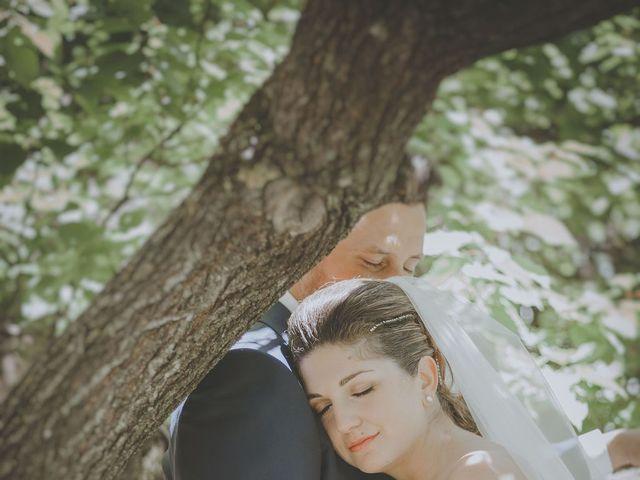 Il matrimonio di Gaia e Riccardo a San Severino Marche, Macerata 86