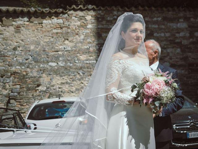 Il matrimonio di Gaia e Riccardo a San Severino Marche, Macerata 39