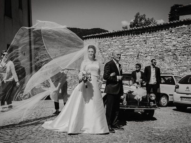 Il matrimonio di Gaia e Riccardo a San Severino Marche, Macerata 41