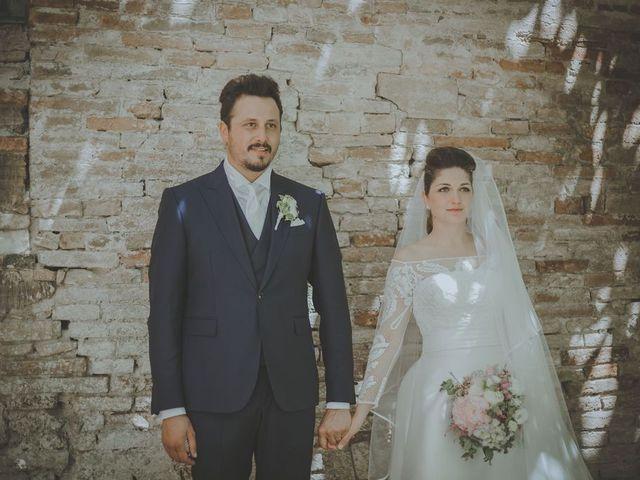 Il matrimonio di Gaia e Riccardo a San Severino Marche, Macerata 91