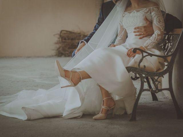 Il matrimonio di Gaia e Riccardo a San Severino Marche, Macerata 98