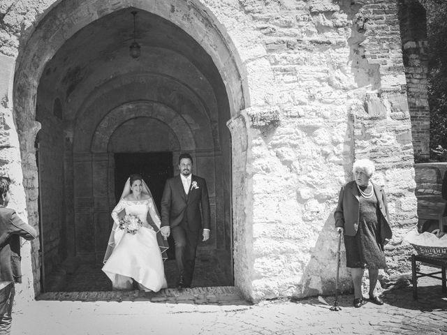 Il matrimonio di Gaia e Riccardo a San Severino Marche, Macerata 67