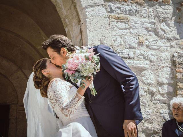 Il matrimonio di Gaia e Riccardo a San Severino Marche, Macerata 71