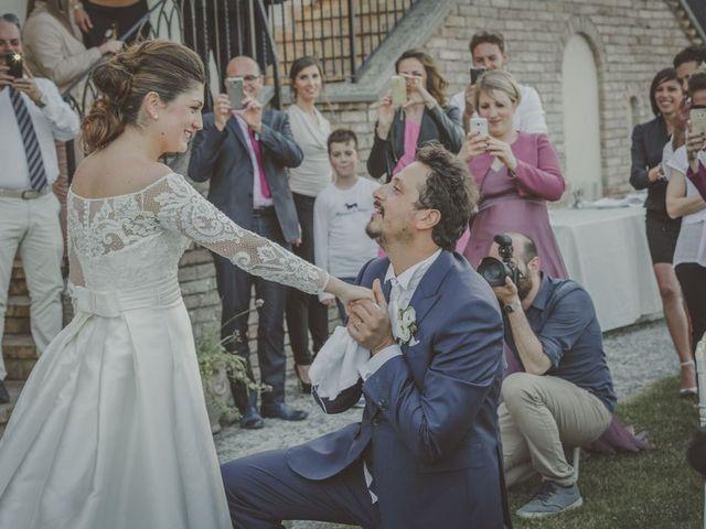 Il matrimonio di Gaia e Riccardo a San Severino Marche, Macerata 131
