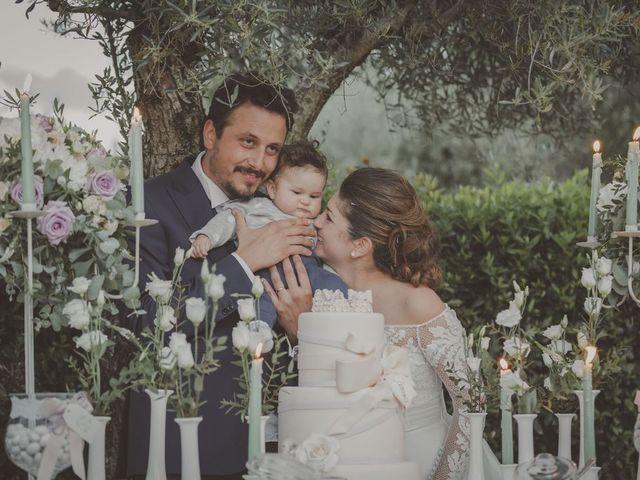 Il matrimonio di Gaia e Riccardo a San Severino Marche, Macerata 122