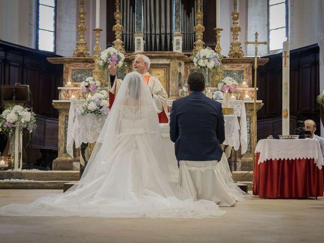 Il matrimonio di Gaia e Riccardo a San Severino Marche, Macerata 50