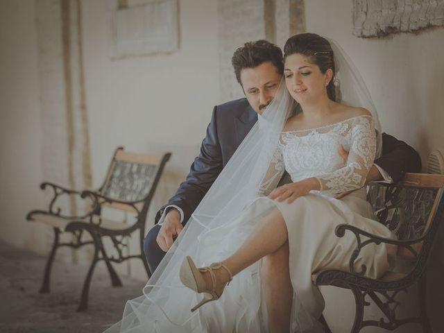 Il matrimonio di Gaia e Riccardo a San Severino Marche, Macerata 97