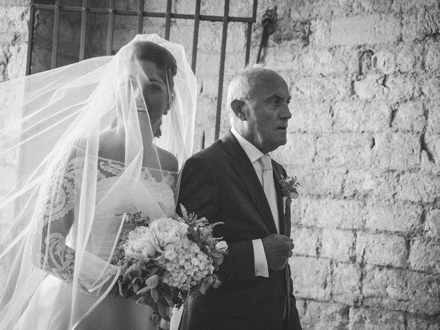 Il matrimonio di Gaia e Riccardo a San Severino Marche, Macerata 43