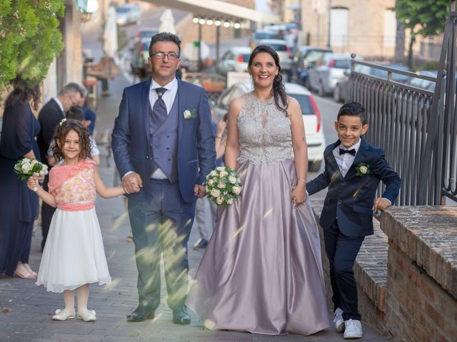 Il matrimonio di Fabio e Stefania a Tortoreto, Teramo 23