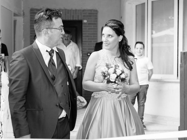 Il matrimonio di Fabio e Stefania a Tortoreto, Teramo 19