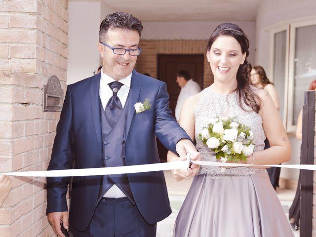 Il matrimonio di Fabio e Stefania a Tortoreto, Teramo 35