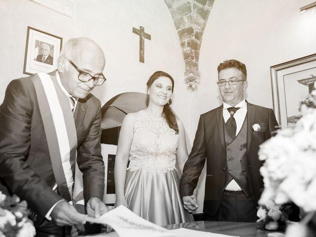 Il matrimonio di Fabio e Stefania a Tortoreto, Teramo 38