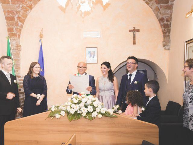 Il matrimonio di Fabio e Stefania a Tortoreto, Teramo 39