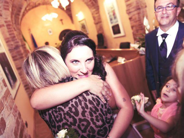Il matrimonio di Fabio e Stefania a Tortoreto, Teramo 40