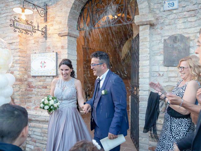 Il matrimonio di Fabio e Stefania a Tortoreto, Teramo 41